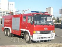 Feiyan (Jiyang) CX5170TXFGL50 dry water combined fire engine