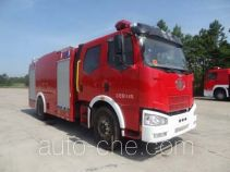 Feiyan (Jiyang) CX5180GXFPM80 foam fire engine