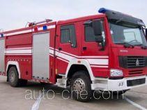 Feiyan (Jiyang) CX5190GXFSG72 fire tank truck