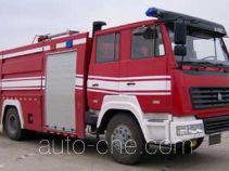 Feiyan (Jiyang) CX5190GXFSG80T fire tank truck