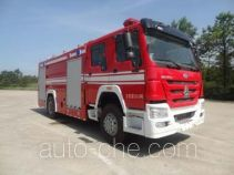 Feiyan (Jiyang) CX5200GXFPM80 foam fire engine
