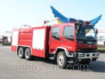 Feiyan (Jiyang) CX5210GXFSG90 fire tank truck