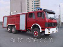 Feiyan (Jiyang) CX5250GXFSG100 fire tank truck