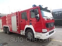 Feiyan (Jiyang) CX5320GXFPM170 foam fire engine
