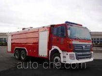 Feiyan (Jiyang) CX5321GXFSG180 fire tank truck