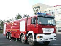 Feiyan (Jiyang) CX5380GXFSG200 fire tank truck