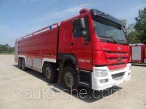 Feiyan (Jiyang) CX5430GXFSG250 fire tank truck