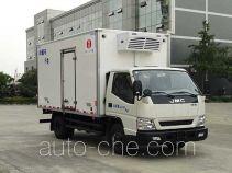 Chuanmu CXJ5040XLC refrigerated truck