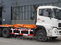 Newway detachable body garbage truck