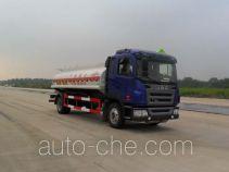 JAC Yangtian flammable liquid tank truck