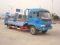 江淮扬天牌CXQ5160P型平板运输车