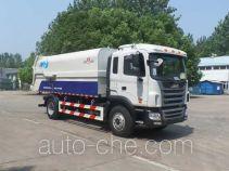 江淮扬天牌CXQ5160ZDJHFC5型压缩式对接垃圾车