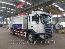 江淮扬天牌CXQ5160ZYSHFC5型压缩式垃圾车