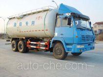 JAC Yangtian oilfield fly ash transport tank truck
