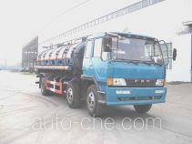 JAC Yangtian CXQ5252GHYA chemical liquid tank truck