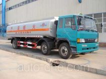 JAC Yangtian CXQ5253GHYA chemical liquid tank truck