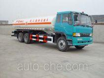 JAC Yangtian CXQ5256GHY chemical liquid tank truck
