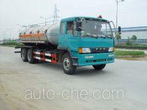 JAC Yangtian CXQ5257GHY chemical liquid tank truck