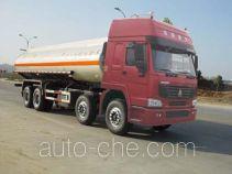 JAC Yangtian CXQ5310GHYA chemical liquid tank truck