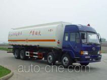 JAC Yangtian CXQ5311GHY chemical liquid tank truck