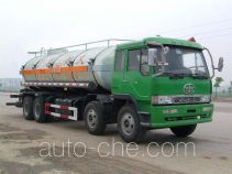 JAC Yangtian CXQ5314GHY chemical liquid tank truck