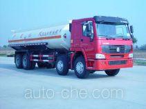 JAC Yangtian CXQ5315GHY chemical liquid tank truck