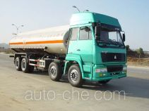 JAC Yangtian CXQ5316GHY chemical liquid tank truck
