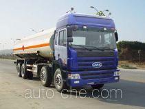 JAC Yangtian CXQ5317GHY chemical liquid tank truck