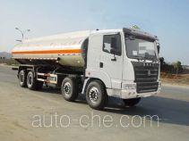 JAC Yangtian CXQ5319GHY chemical liquid tank truck