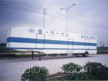 JAC Yangtian CXQ9140TCL vehicle transport trailer