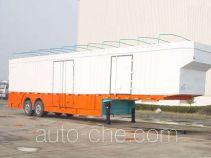 JAC Yangtian CXQ9170TCL vehicle transport trailer