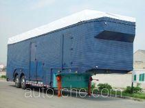JAC Yangtian CXQ9191TCL vehicle transport trailer