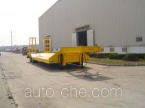 江淮扬天牌CXQ9196TDP型低平板半挂车