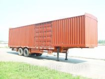 JAC Yangtian CXQ9210TCL vehicle transport trailer