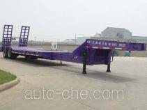JAC Yangtian CXQ9235TDP flatbed trailer