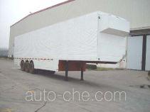 JAC Yangtian CXQ9270TCL vehicle transport trailer