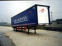 江淮扬天牌CXQ9271XXY型厢式运输半挂车