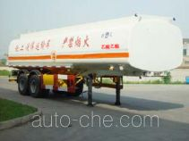 JAC Yangtian CXQ9291GHY chemical liquid tank trailer