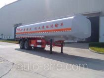 JAC Yangtian CXQ9292GHY chemical liquid tank trailer