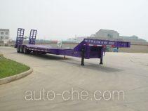 JAC Yangtian CXQ9340TDP flatbed trailer