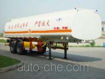 JAC Yangtian CXQ9352GHY chemical liquid tank trailer