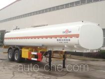 JAC Yangtian CXQ9353GHY chemical liquid tank trailer