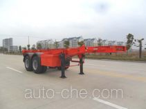 JAC Yangtian CXQ9354TJZG container transport trailer