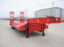 江淮扬天牌CXQ9356TDP型低平板半挂车