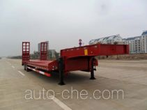 江淮扬天牌CXQ9357TDP型低平板半挂车