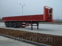 JAC Yangtian CXQ9360Z dump trailer