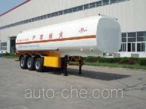 JAC Yangtian CXQ9380GHY chemical liquid tank trailer