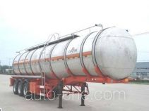 JAC Yangtian CXQ9380GRY flammable liquid tank trailer