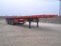 JAC Yangtian CXQ9382TJZP container carrier vehicle