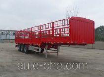 江淮扬天牌CXQ9400CCY型铝合金仓栅式运输半挂车